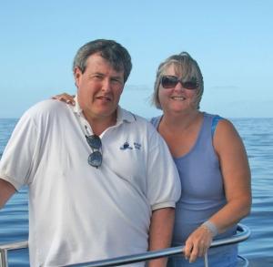 Andy & Judi in Hawaii