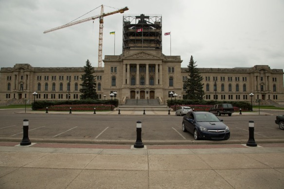 Saskatchewan Legislator Building