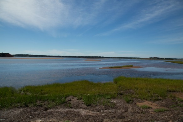 Covehead Bay in PEI National Park