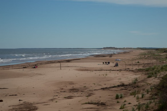 PEI National Park East beach