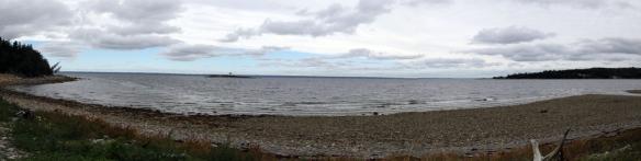 Queensport Bay and Rook Island