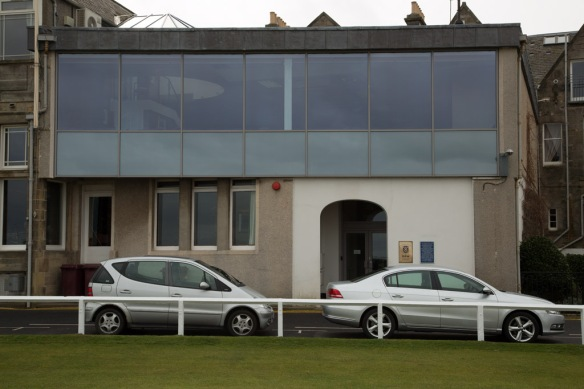 St Andrews New Golf Club sporting new windows