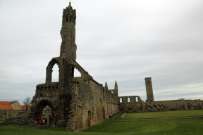 15St Andrews catherdral remnants