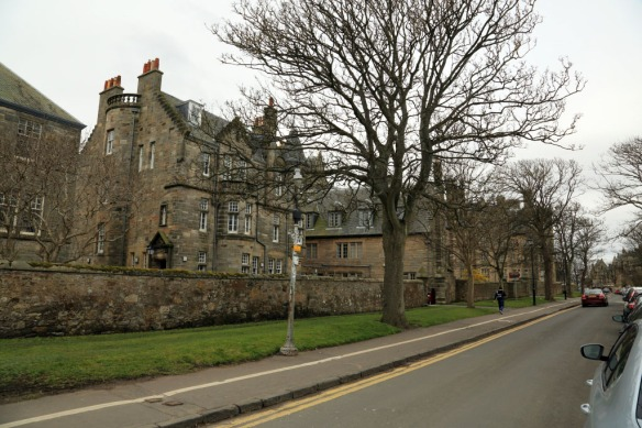 St Andrews University Buildings