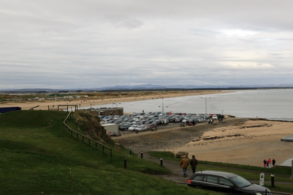 West Sands Beach