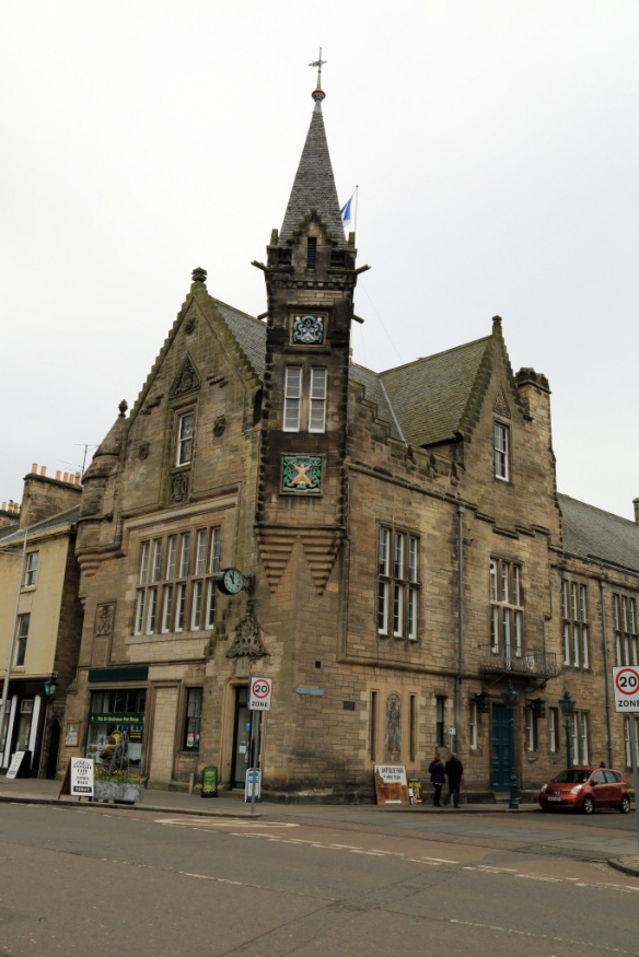 Town Hall & Masonic Lodge
