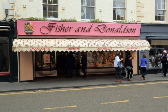 Original Fisher & Donaldson Bakery