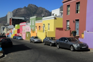 Bo-Kaap neighbourhood