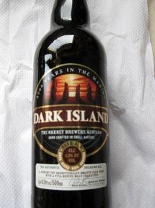 Orkney Island beer