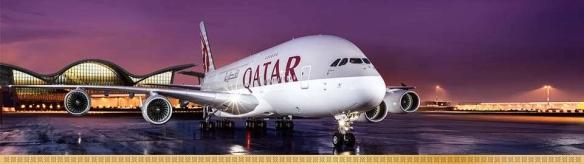 Qatar A-380