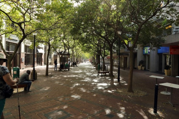 St Georges pedestrian mall 2