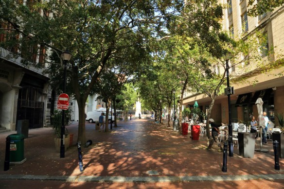St Georges pedestrian mall
