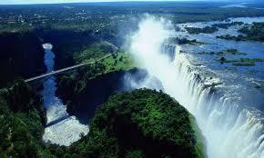 Victoria Falls - public domain