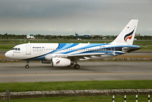 Bangkok Airways A 319