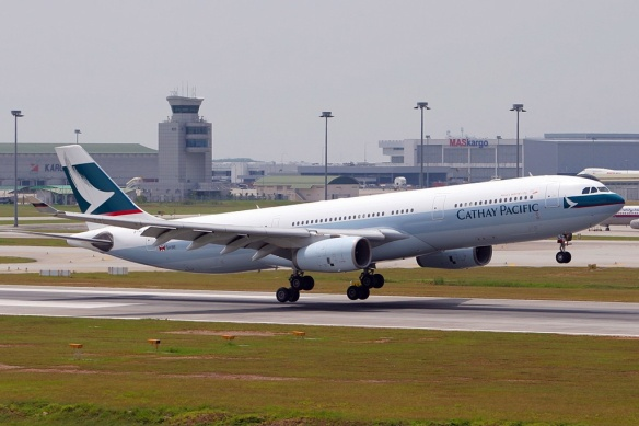 Cathay A-330