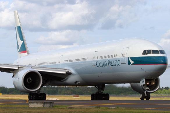 Cathay B-777