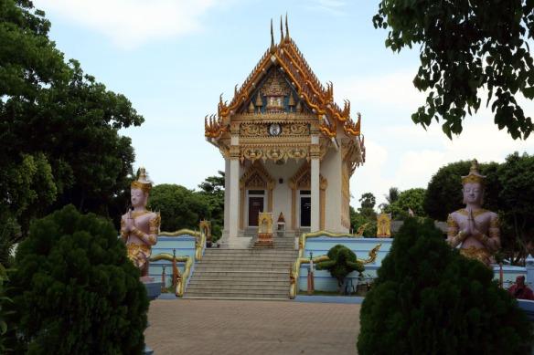 Mummified Monk temple
