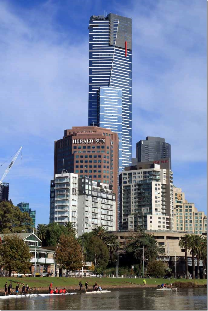 Tallest building in the Southern Hemisphere