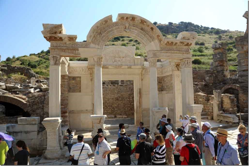 Ephasus Temple of Hadrian