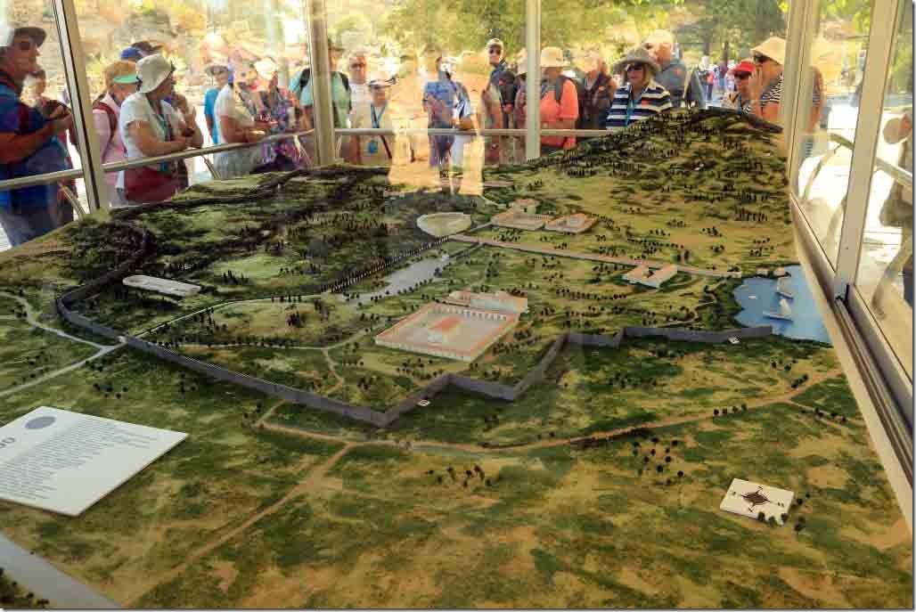 Ephesus model of original settlement