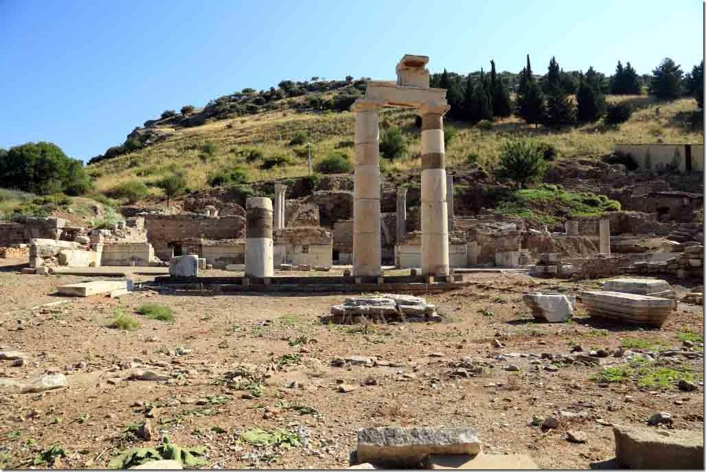 Ephesus Town Hall and Mayor's office