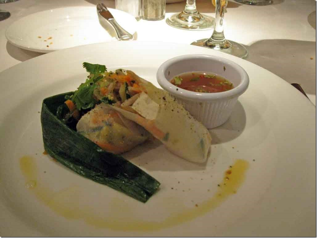 Veggy Rice Paper Wrap appy June 2nd