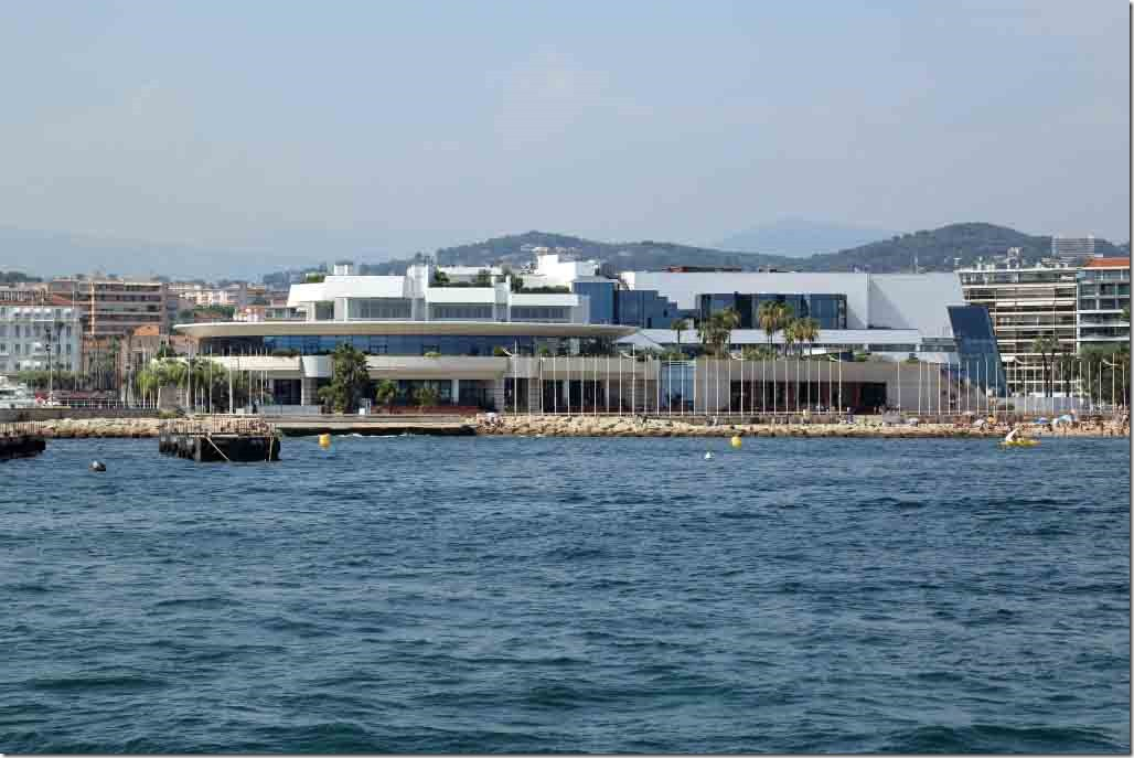 Cannes film festival building
