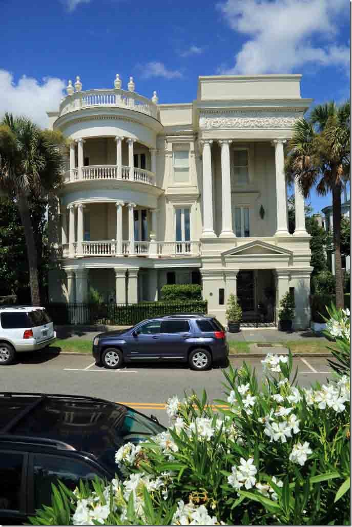 Charleston walk home apparently listed at over $10M