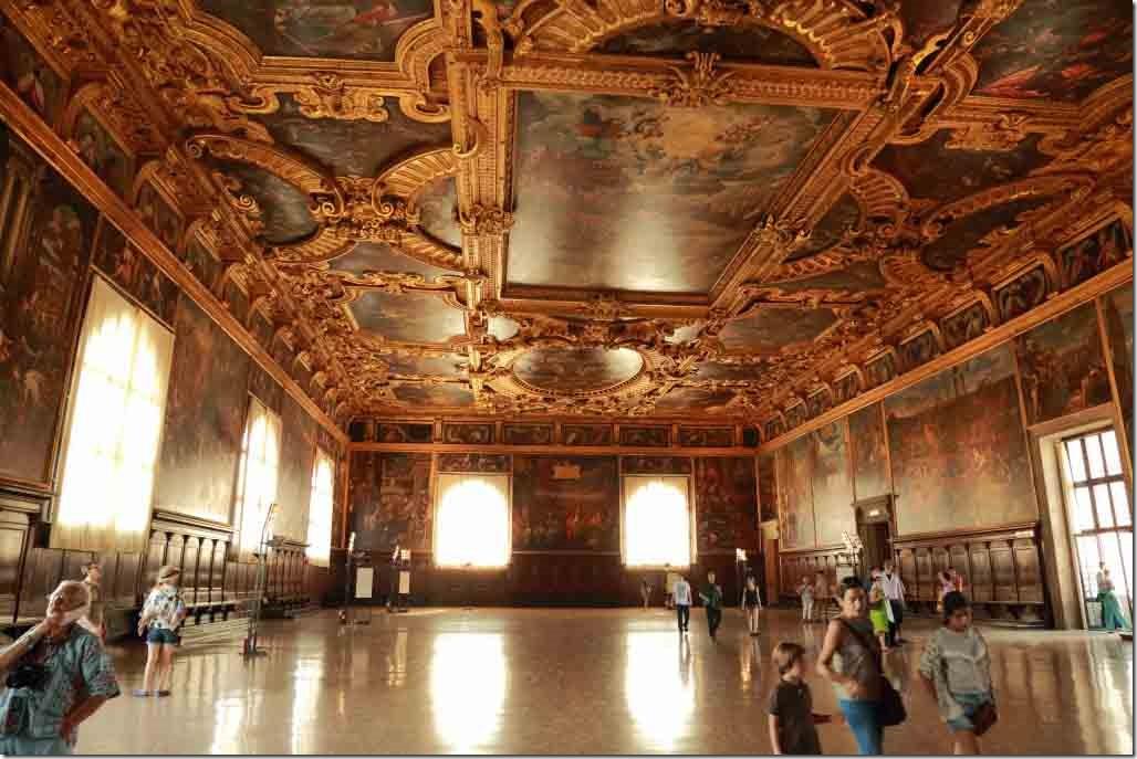 Doge's Palace Ballroom