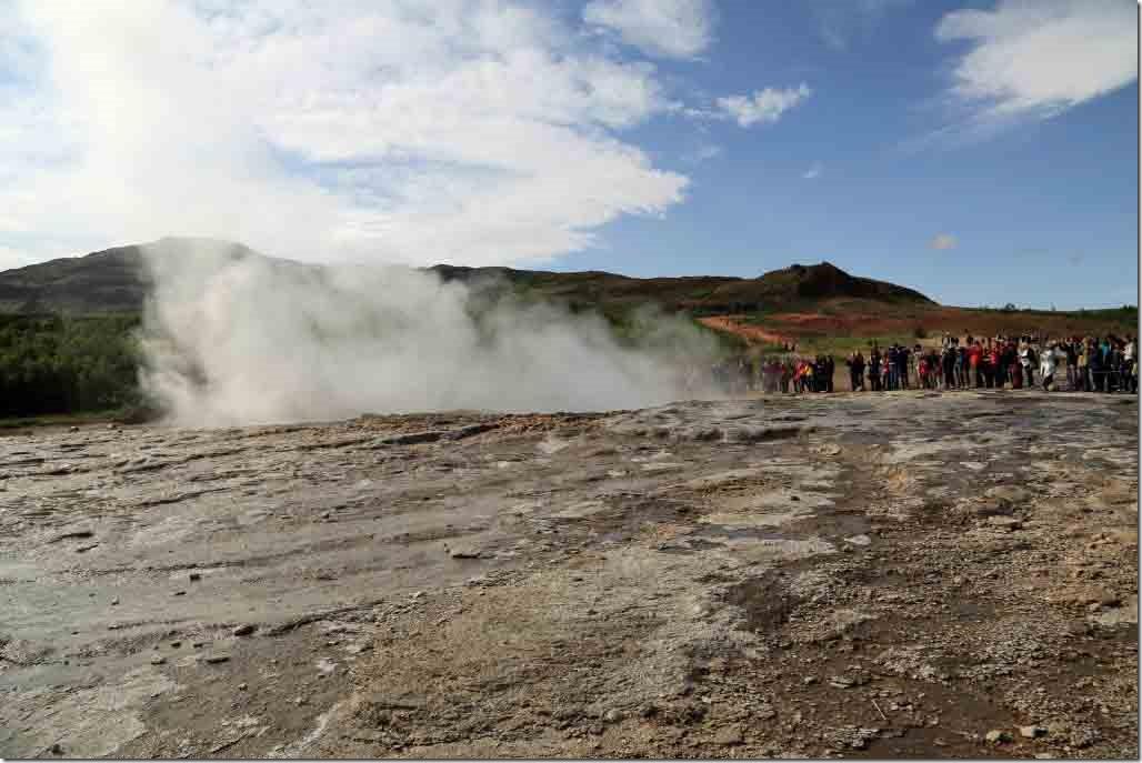 Geyser downhill eruption 2 number 5