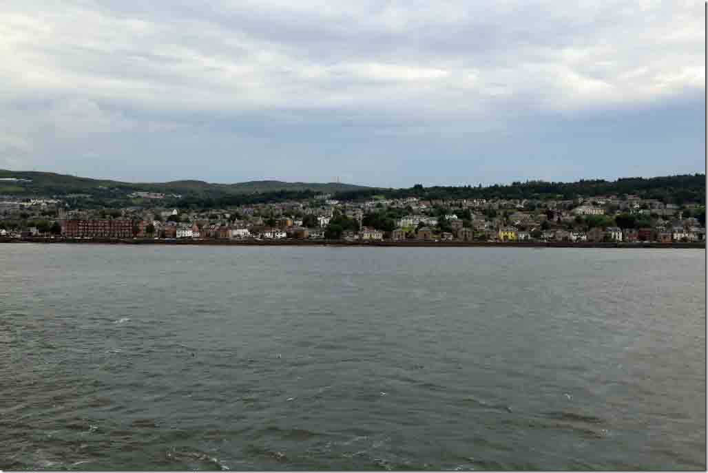 Greenock Waterfront and waterview homes