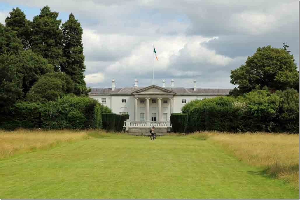 Ireland's Prime Minister residence