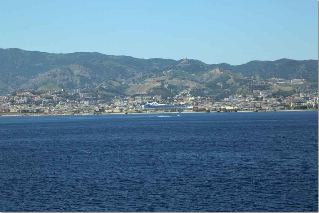 Princess ship in Sicily