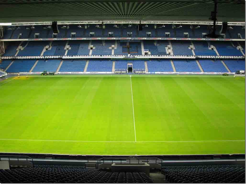 The Kentucy Blue Grass at Ibrox