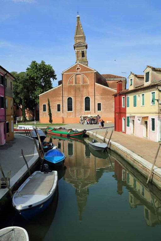 Day 40 Venice Italy Murano And Burano Tour June 30th