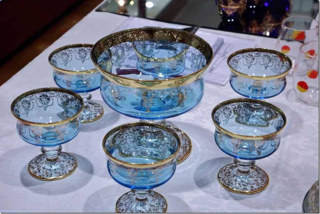 Tour Murano Glass Factory Judi's Anniversary present