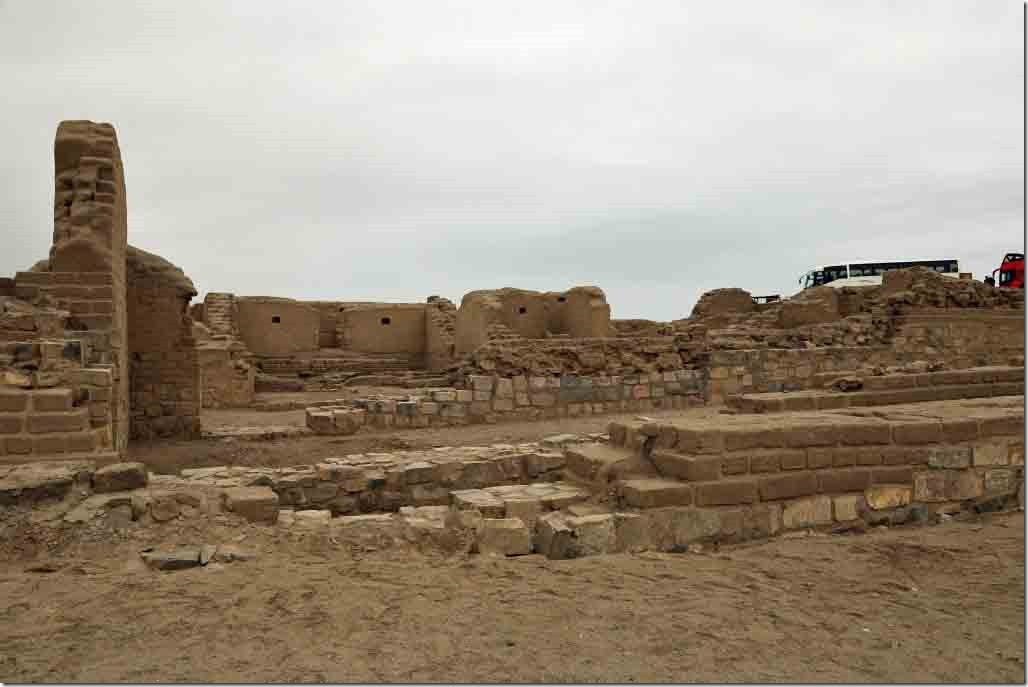 Pachacamac Ruins Palace of Taurichumpi 3