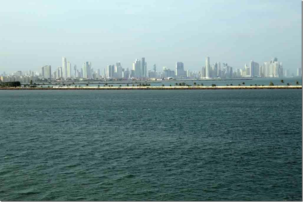 Panama City skyline 2