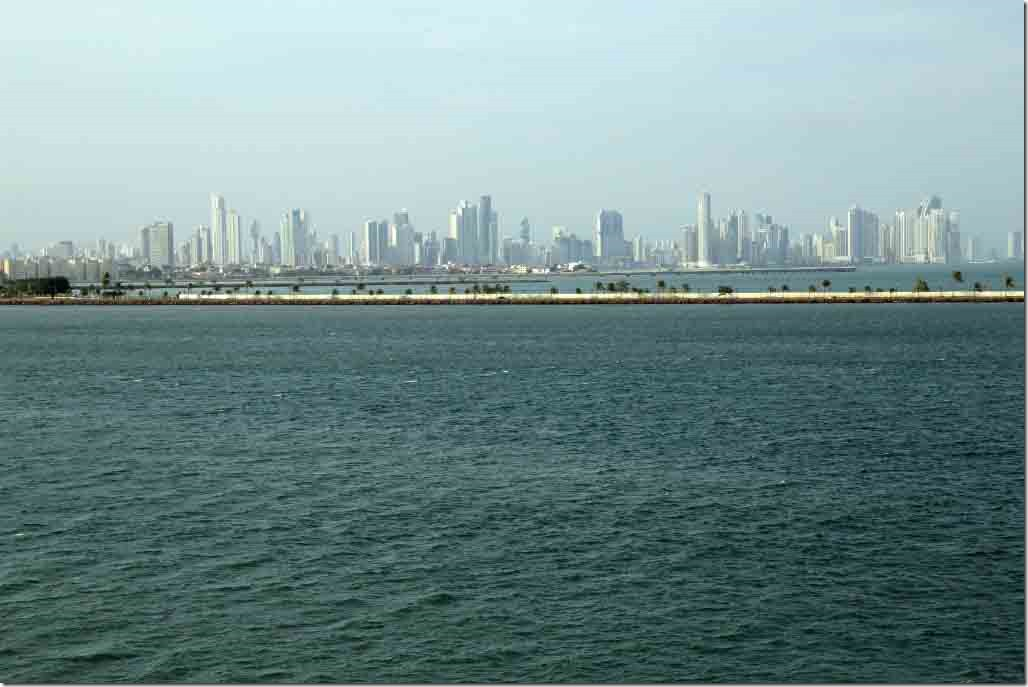 Panama City skyline 2