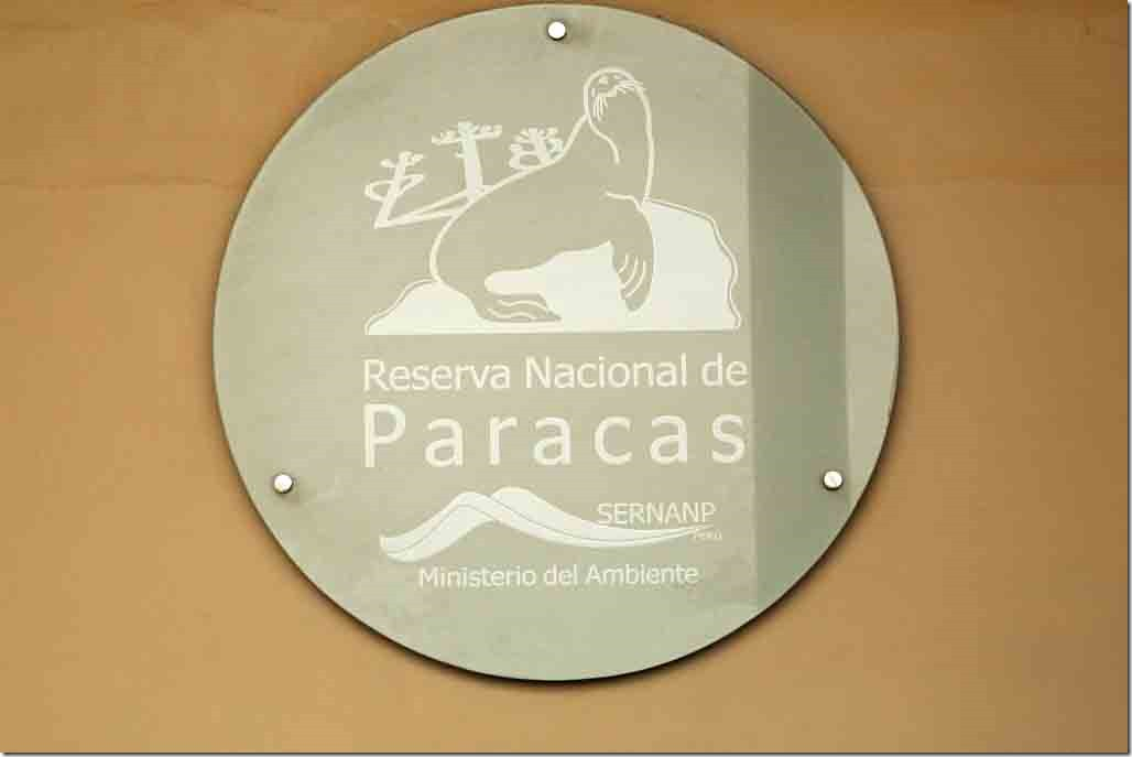 Paracas National Park Logo