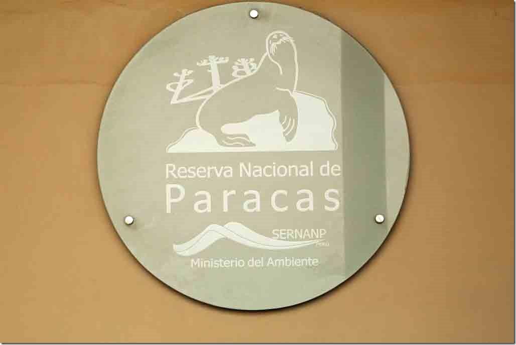 Paracas National Park Logo
