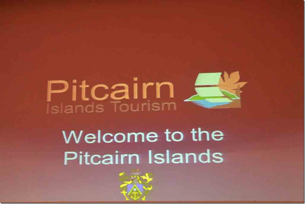 Pitcairn Island lecture title slide