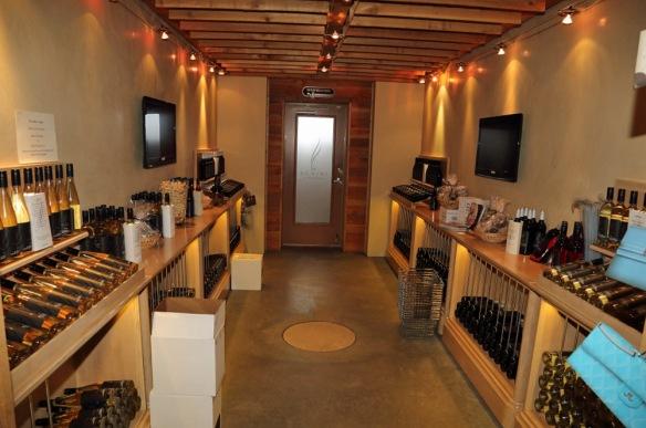 deVine Winery cellar