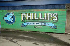 Phillips Brewery logo