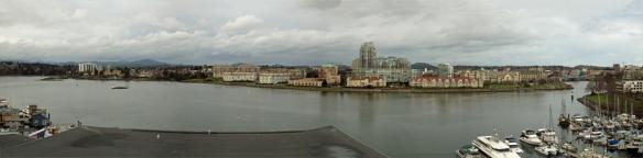 Victoria condo view panorama