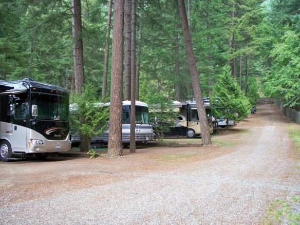 Canyon Alpine Campground
