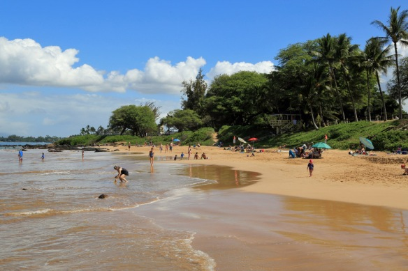 Kam 3 beach from south side