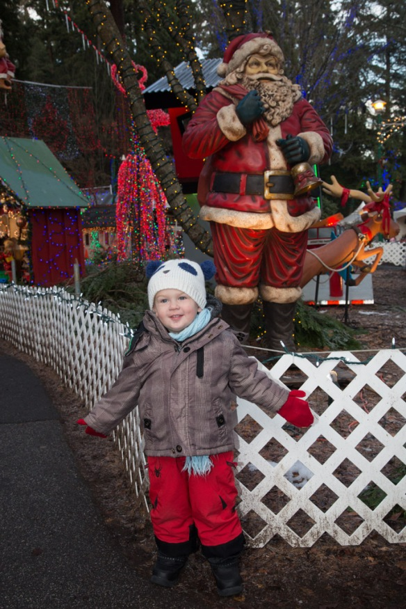 bright-nights-with-owen-in-front-of-entrance-santa