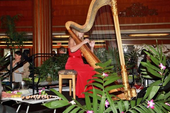 harp-player