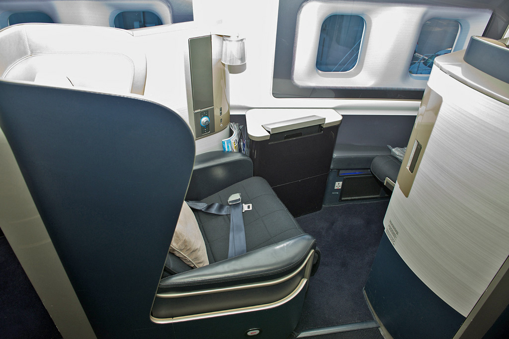 Vancouver To London First Class With British Airways